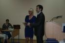 Вручение дипломов 2010 (май)
