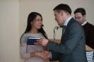 Торжественное вручение дипломов выпускникам очно-заочной и  ускоренной форм обучения 2012