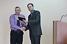 Вручение дипломов студентам заочных форм обучения 2014